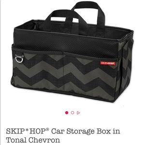 Skip Hop car storage box